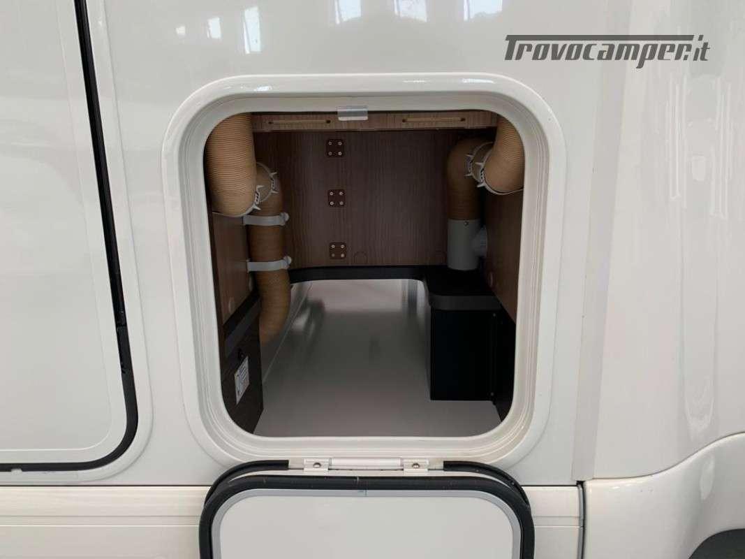 TOURER T 148 LE Semintegrale con letti gemelli nuovo  in vendita a Pordenone - Immagine 6