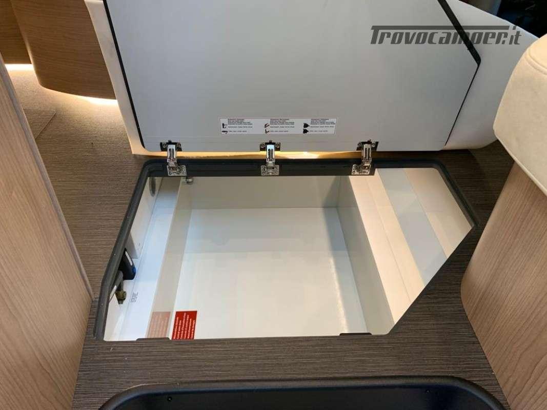 TOURER T 148 LE Semintegrale con letti gemelli nuovo  in vendita a Pordenone - Immagine 8