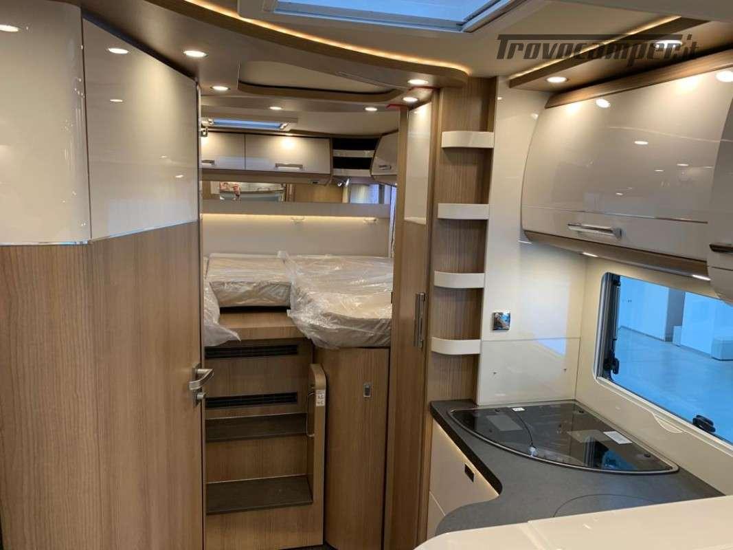 TOURER T 148 LE Semintegrale con letti gemelli nuovo  in vendita a Pordenone - Immagine 9