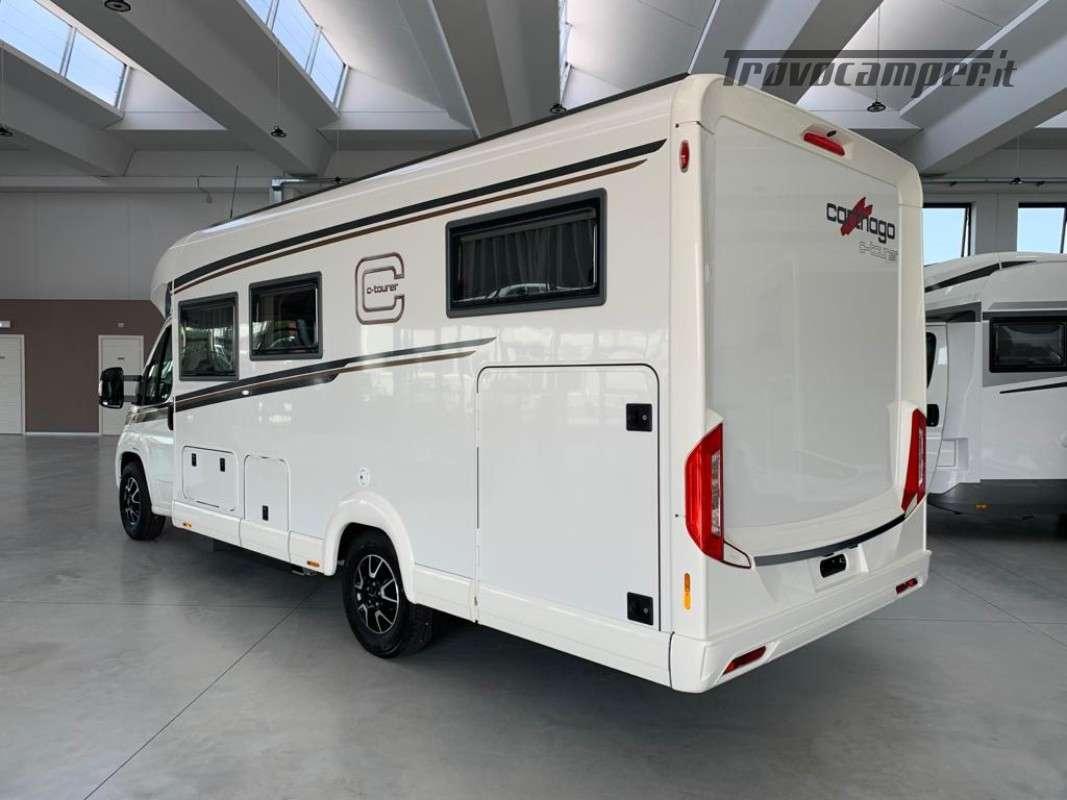 TOURER T 148 LE Semintegrale con letti gemelli nuovo  in vendita a Pordenone - Immagine 10