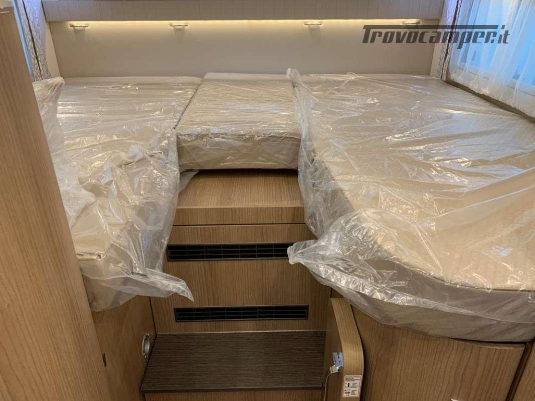 TOURER T 148 LE Semintegrale con letti gemelli nuovo  in vendita a Pordenone - Immagine 11