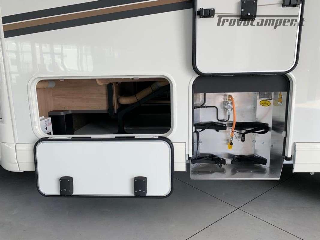 TOURER T 148 LE Semintegrale con letti gemelli nuovo  in vendita a Pordenone - Immagine 16