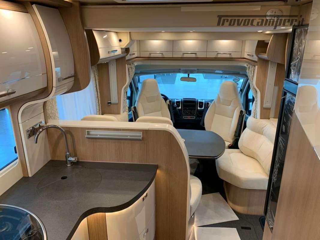 TOURER T 148 LE Semintegrale con letti gemelli nuovo  in vendita a Pordenone - Immagine 18