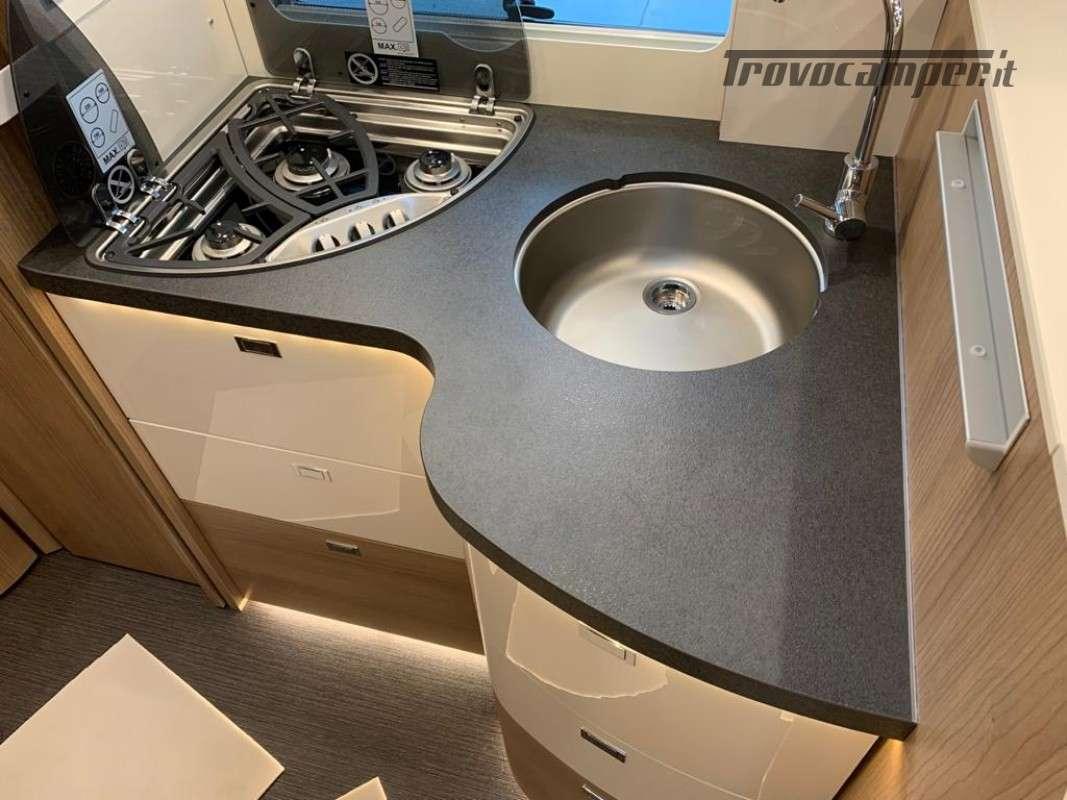 TOURER T 148 LE Semintegrale con letti gemelli nuovo  in vendita a Pordenone - Immagine 19