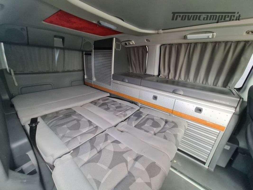 """Camper puro WESTFALIA VIANO MARCO POLO """"MERCEDES"""" usato  in vendita a Novara - Immagine 12"""