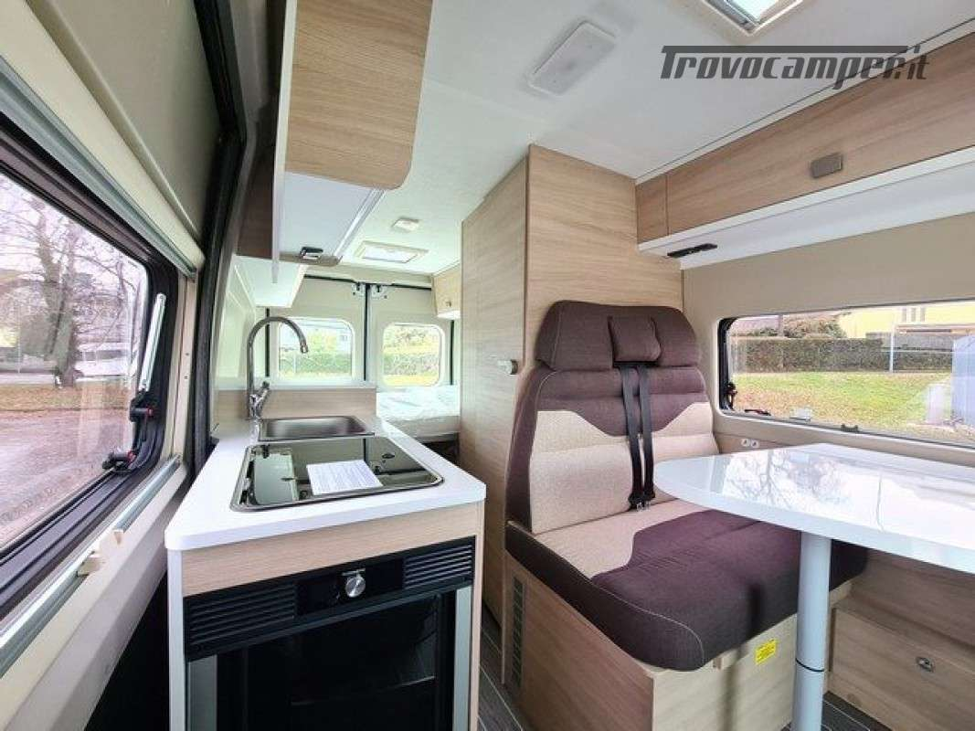 Camper puro CI INTERNATIONAL Kyros 2 ENTRY usato  in vendita a Novara - Immagine 2