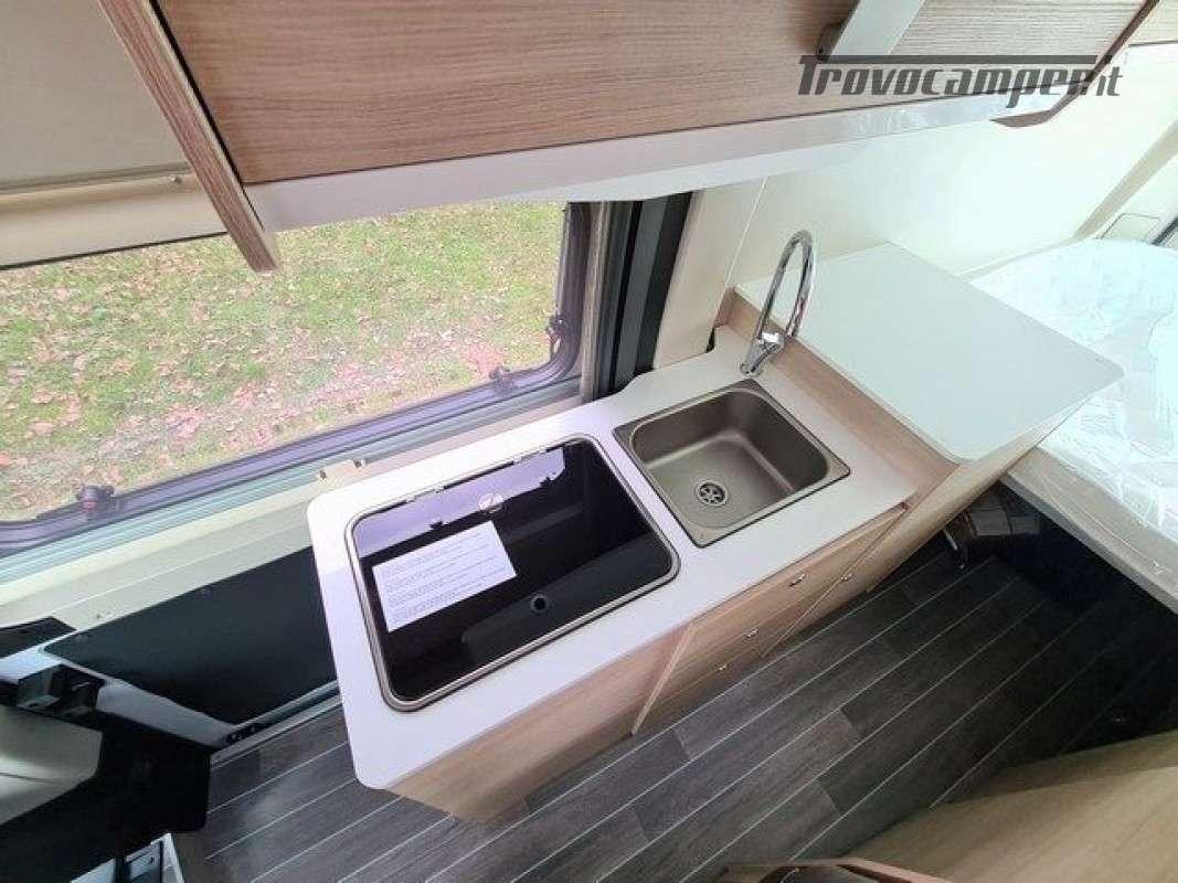 Camper puro CI INTERNATIONAL Kyros 2 ENTRY usato  in vendita a Novara - Immagine 4