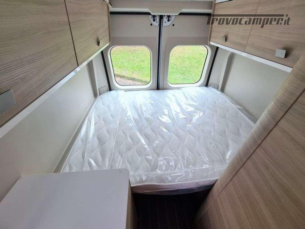 Camper puro CI INTERNATIONAL Kyros 2 ENTRY usato  in vendita a Novara - Immagine 7