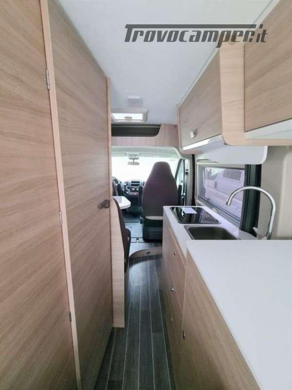 Camper puro CI INTERNATIONAL Kyros 2 ENTRY usato  in vendita a Novara - Immagine 8