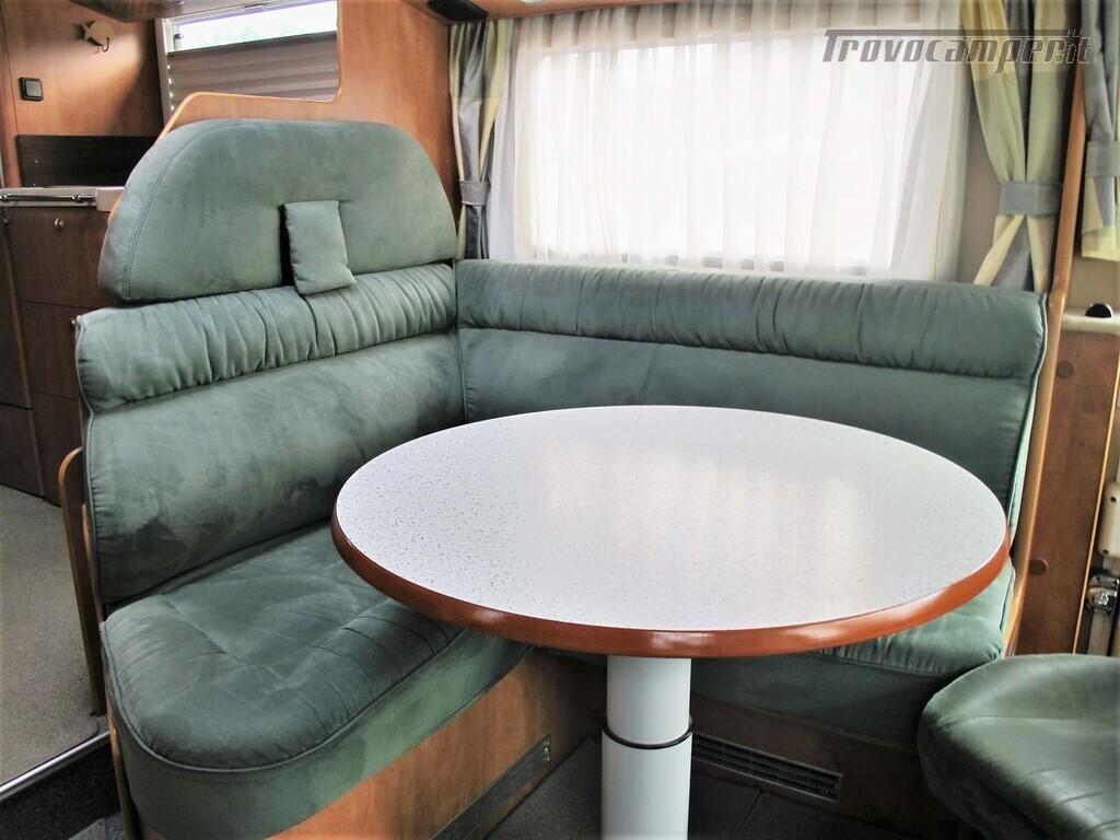 Carthago Chic I 47 - Motorhome letto matrimoniale, Patente C usato  in vendita a Torino - Immagine 4