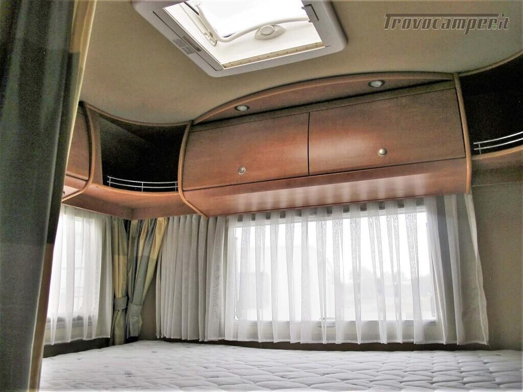 Carthago Chic I 47 - Motorhome letto matrimoniale, Patente C usato  in vendita a Torino - Immagine 11