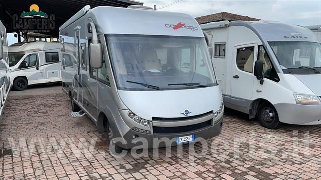 Motorhome CARTHAGO CARTHAGO CHIC E-LINE I 50 usato  in vendita a Modena - Immagine 1