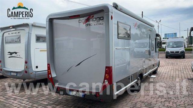 Motorhome CARTHAGO CARTHAGO CHIC E-LINE I 50 usato  in vendita a Modena - Immagine 7
