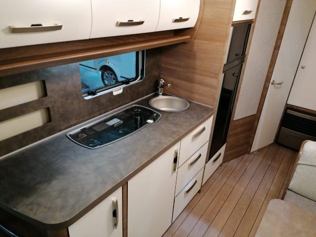 Roulotte KNAUS CARAVAN NUOVA SPORT 580 QS  SILVER nuovo  in vendita a Bergamo - Immagine 27