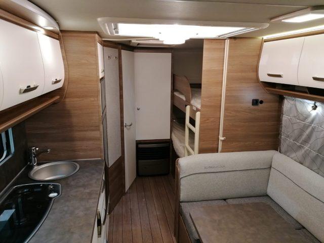 Roulotte KNAUS CARAVAN NUOVA SPORT 580 QS  SILVER nuovo  in vendita a Bergamo - Immagine 29