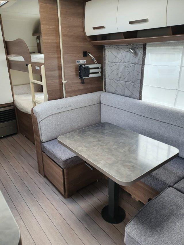 Roulotte KNAUS CARAVAN NUOVA SPORT 580 QS  SILVER nuovo  in vendita a Bergamo - Immagine 30