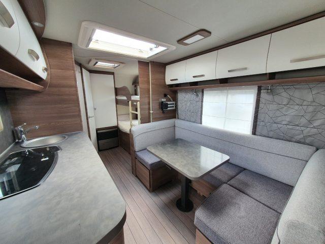 Roulotte KNAUS CARAVAN NUOVA SPORT 580 QS  SILVER nuovo  in vendita a Bergamo - Immagine 31