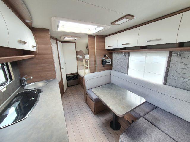 Roulotte KNAUS CARAVAN NUOVA SPORT 580 QS  SILVER nuovo  in vendita a Bergamo - Immagine 32