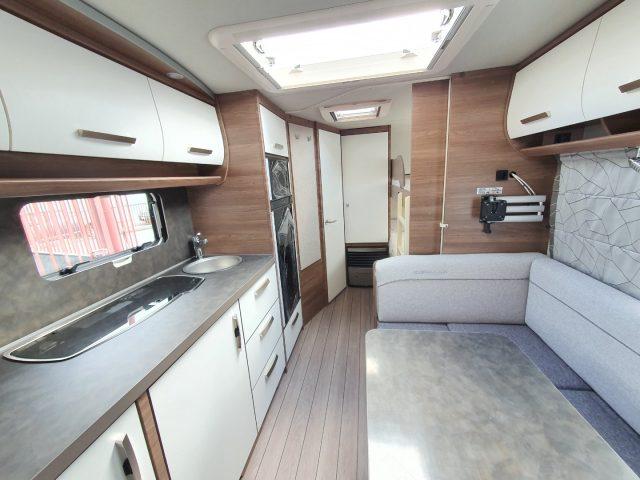 Roulotte KNAUS CARAVAN NUOVA SPORT 580 QS  SILVER nuovo  in vendita a Bergamo - Immagine 33