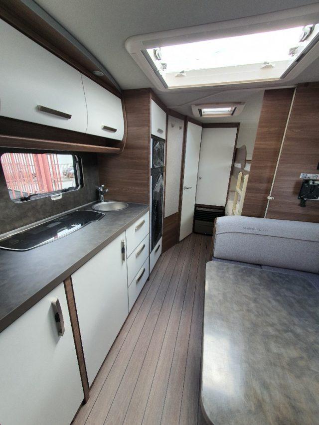 Roulotte KNAUS CARAVAN NUOVA SPORT 580 QS  SILVER nuovo  in vendita a Bergamo - Immagine 34