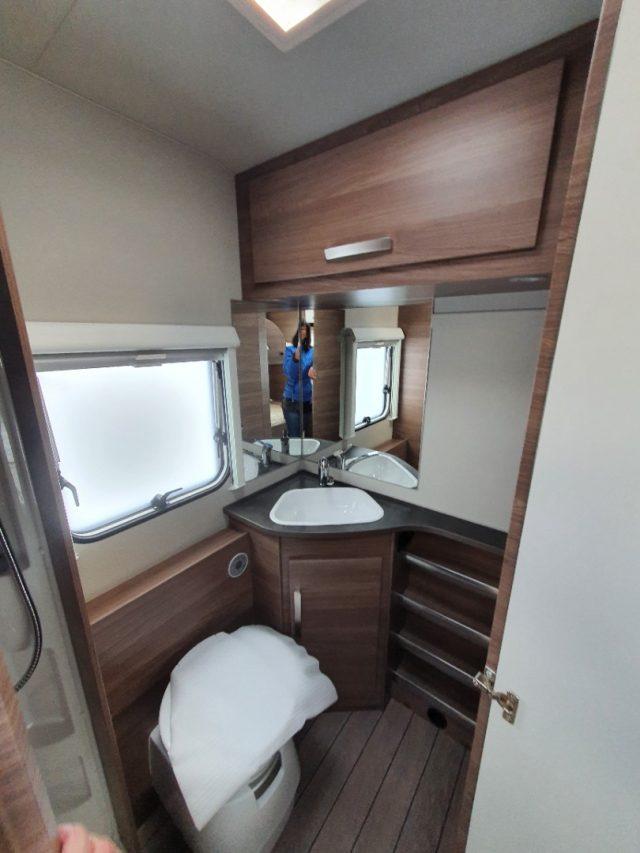 Roulotte KNAUS CARAVAN NUOVA SPORT 580 QS  SILVER nuovo  in vendita a Bergamo - Immagine 36