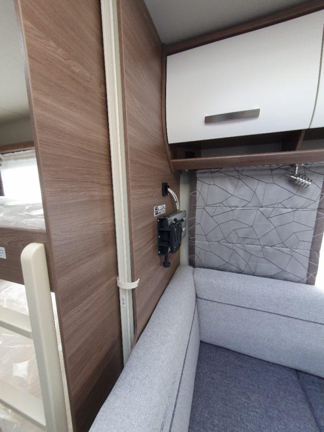 Roulotte KNAUS CARAVAN NUOVA SPORT 580 QS  SILVER nuovo  in vendita a Bergamo - Immagine 38