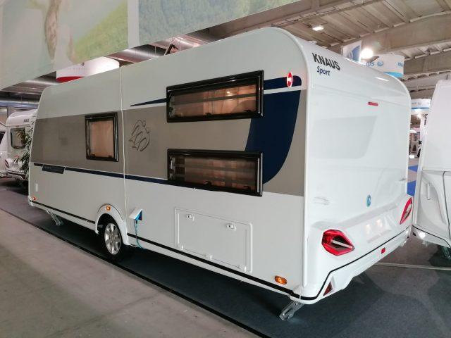 Roulotte KNAUS CARAVAN NUOVA SPORT 580 QS  SILVER nuovo  in vendita a Bergamo - Immagine 42