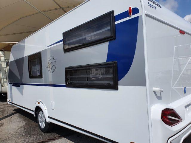Roulotte KNAUS CARAVAN NUOVA SPORT 580 QS  SILVER nuovo  in vendita a Bergamo - Immagine 43