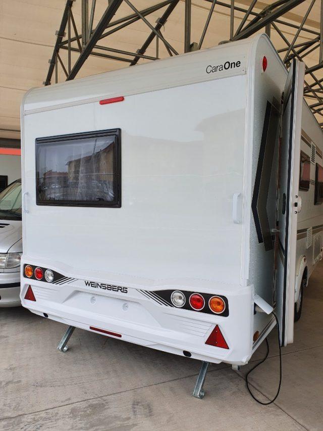 Roulotte WEINSBERG CARAVAN NUOVA CARAONE 420 QD nuovo  in vendita a Bergamo - Immagine 33