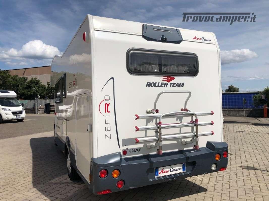Mansardato Garage 6 posti RollerTem usato  in vendita a Firenze - Immagine 3