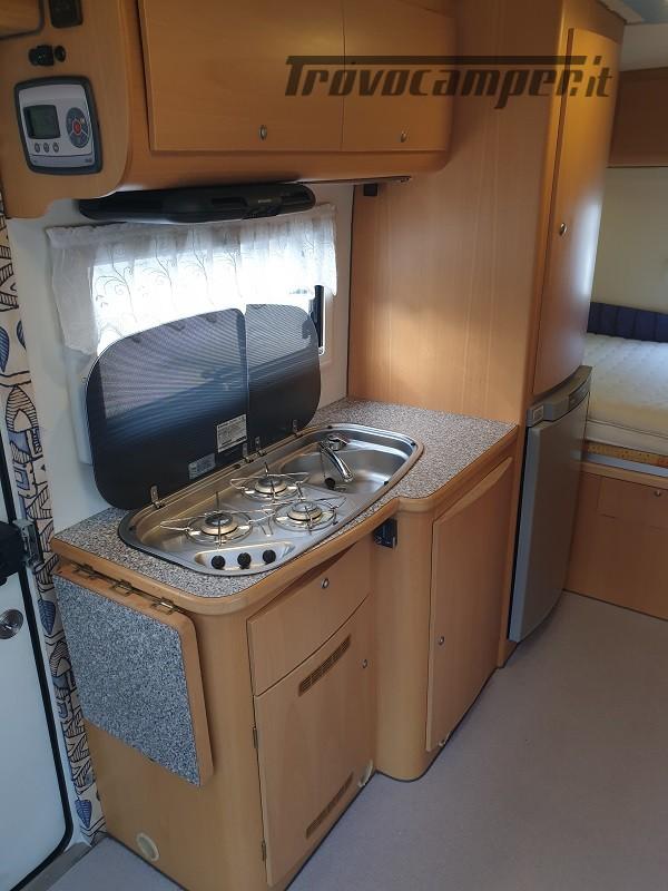Camper per Disabili 3 Posti con pedana e sollevatore + garage usato  in vendita a Vicenza - Immagine 5