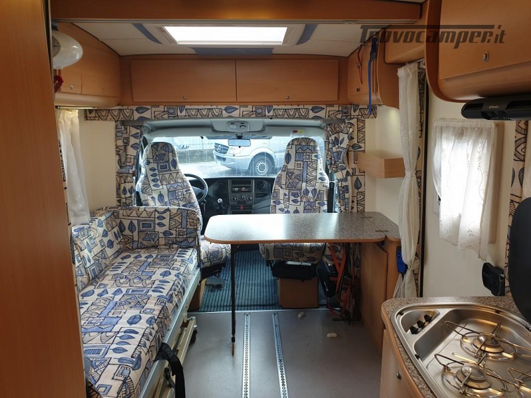 Camper per Disabili 3 Posti con pedana e sollevatore + garage usato  in vendita a Vicenza - Immagine 7