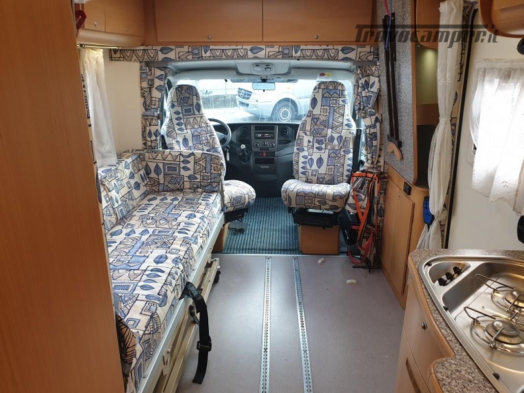 Camper per Disabili 3 Posti con pedana e sollevatore + garage usato  in vendita a Vicenza - Immagine 12
