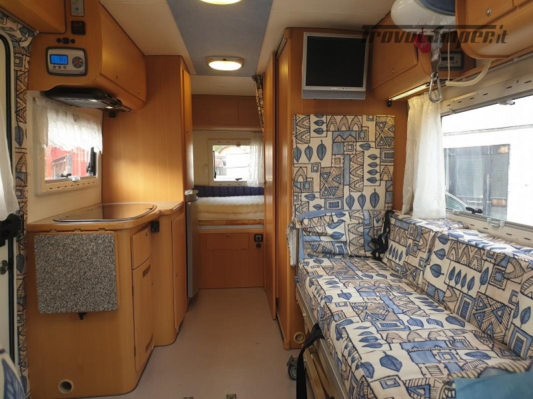 Camper per Disabili 3 Posti con pedana e sollevatore + garage usato  in vendita a Vicenza - Immagine 13