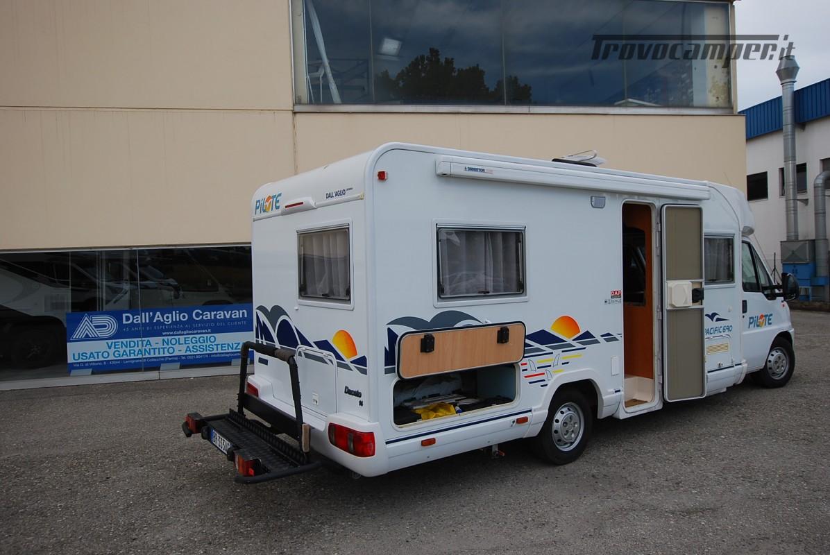 PACIFIC 690 usato  in vendita a Parma - Immagine 2