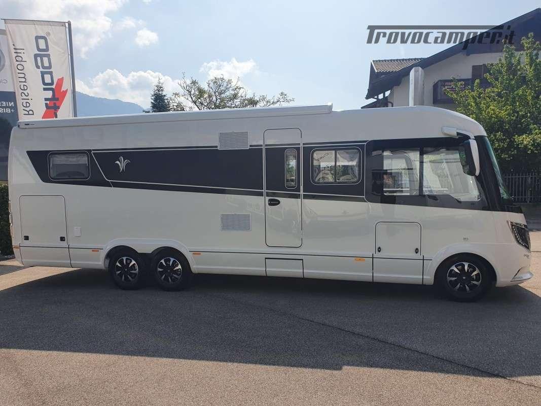 Motorhome Niesmann Bischoff Arto 88 LF nuovo  in vendita a Bolzano - Immagine 3