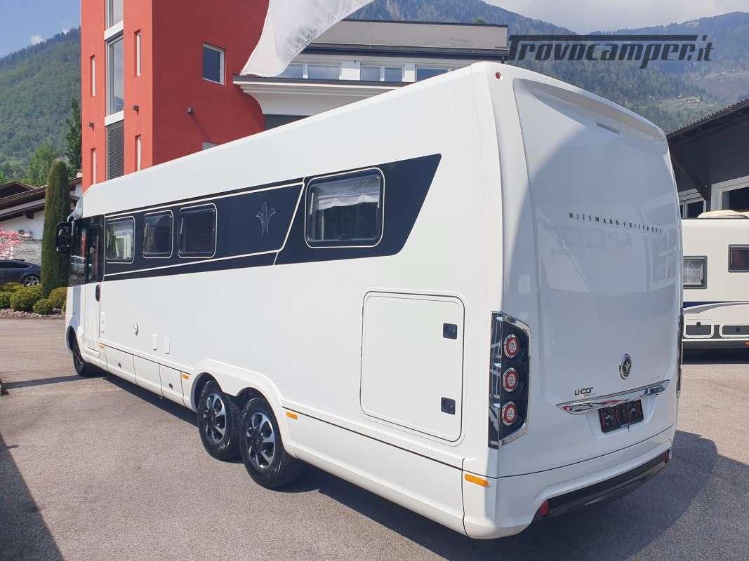 Motorhome Niesmann Bischoff Arto 88 LF nuovo  in vendita a Bolzano - Immagine 5