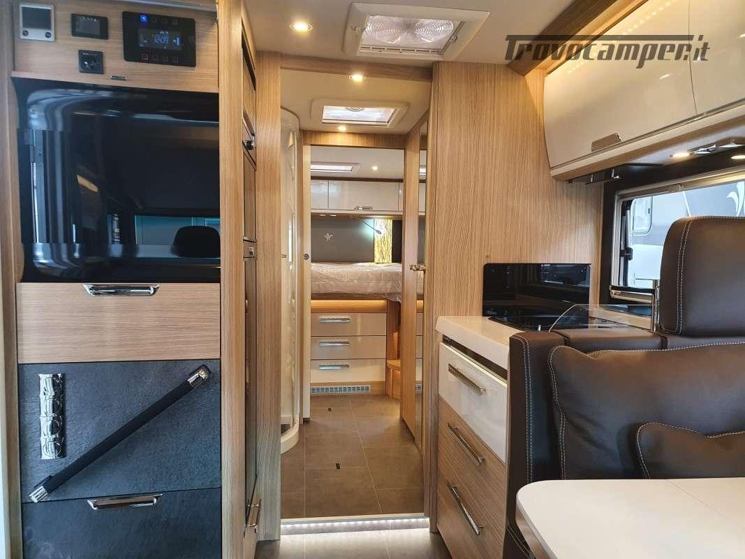 Motorhome Niesmann Bischoff Arto 88 LF nuovo  in vendita a Bolzano - Immagine 9