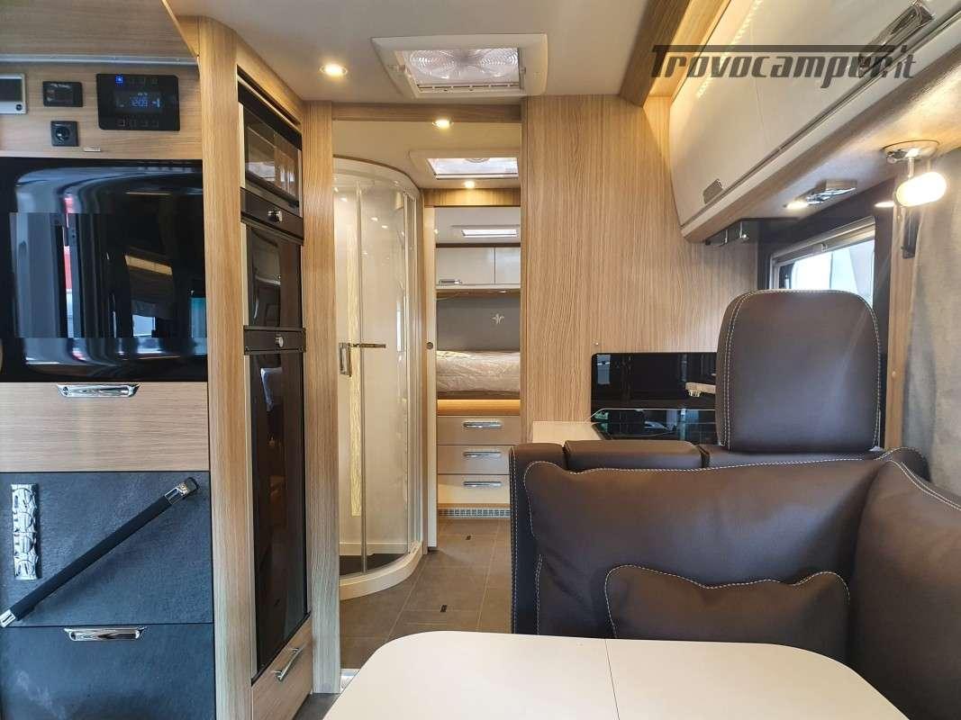 Motorhome Niesmann Bischoff Arto 88 LF nuovo  in vendita a Bolzano - Immagine 10