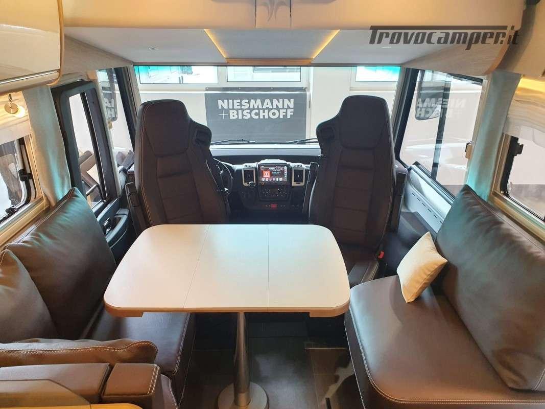 Motorhome Niesmann Bischoff Arto 88 LF nuovo  in vendita a Bolzano - Immagine 14