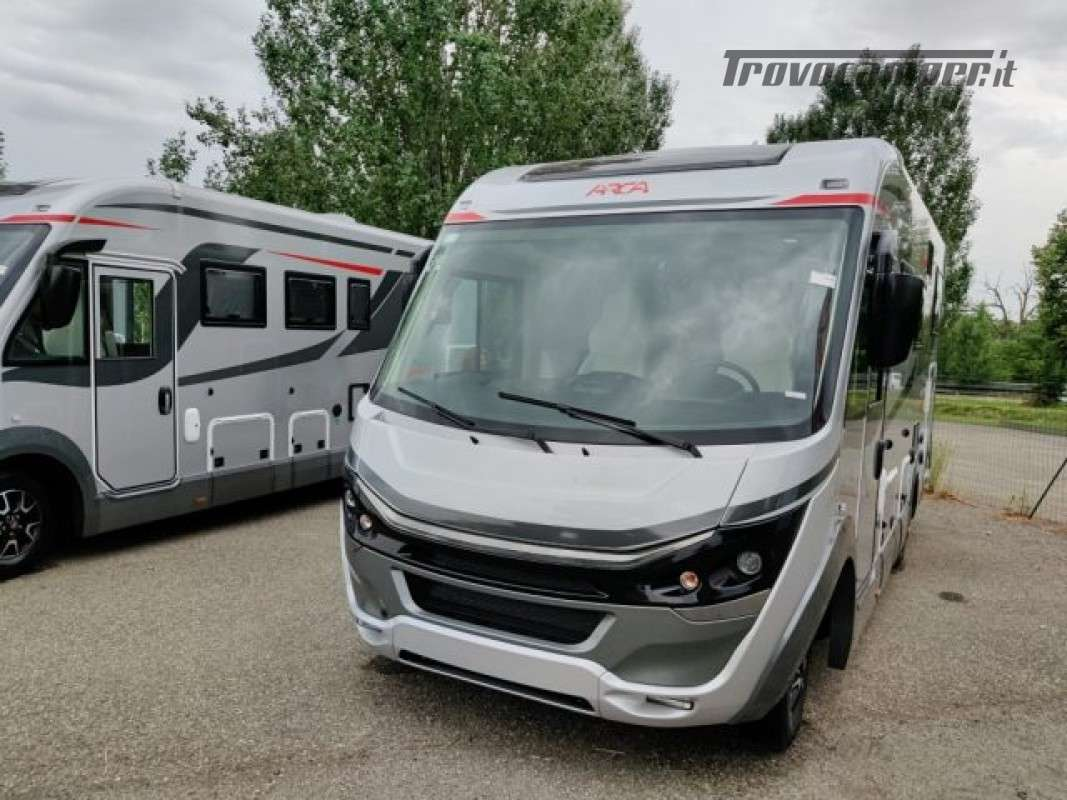 Motorhome ARCA Europa New Deal H745 GLG nuovo  in vendita a Massa-Carrara - Immagine 1