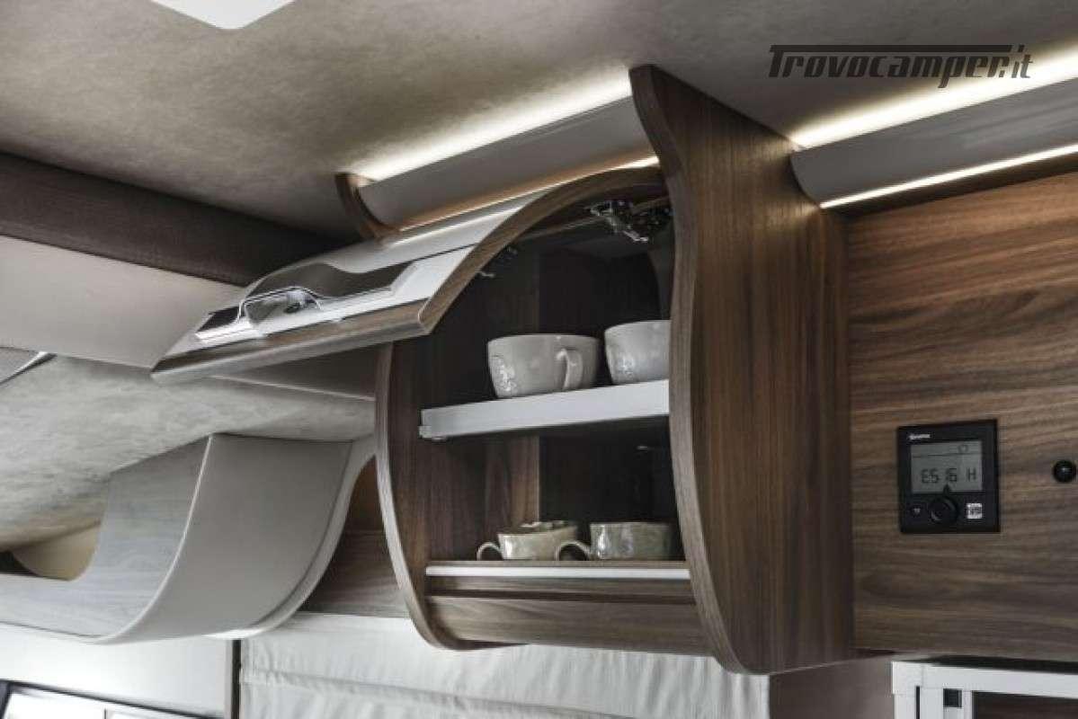 Motorhome ARCA Europa New Deal H745 GLG nuovo  in vendita a Massa-Carrara - Immagine 3