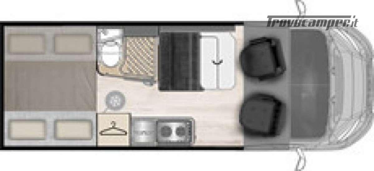Camper puro MCLOUIS Menfys 3 Maxi Prestige nuovo  in vendita a Massa-Carrara - Immagine 2