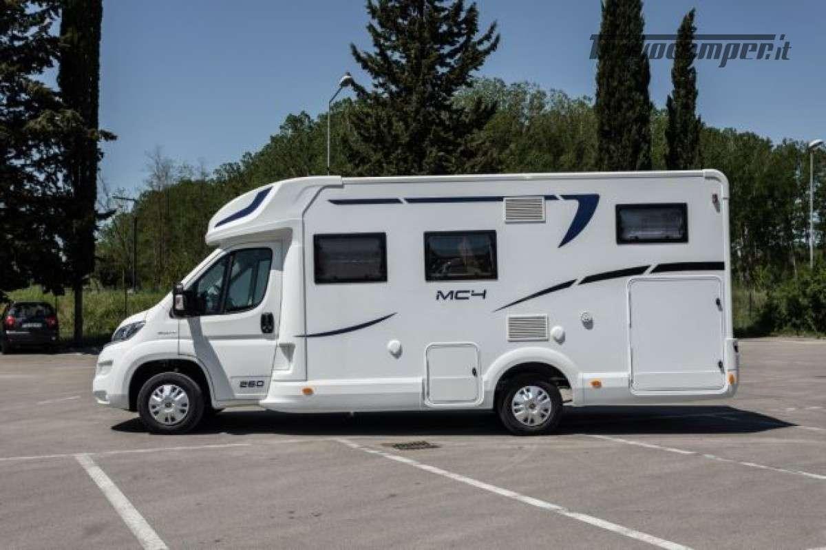 Semintegrale MCLOUIS MC4-260 nuovo  in vendita a Massa-Carrara - Immagine 3
