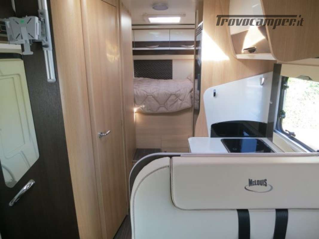 Semintegrale MCLOUIS MC4-260 nuovo  in vendita a Massa-Carrara - Immagine 4