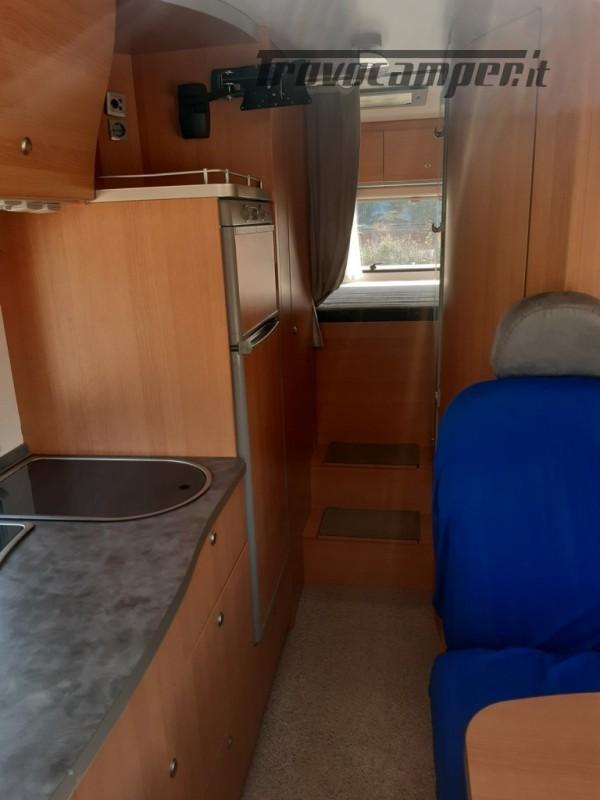 Knaus Suntraveller 708DG camper mansardato con ampio garage in coda usato  in vendita a Como - Immagine 6