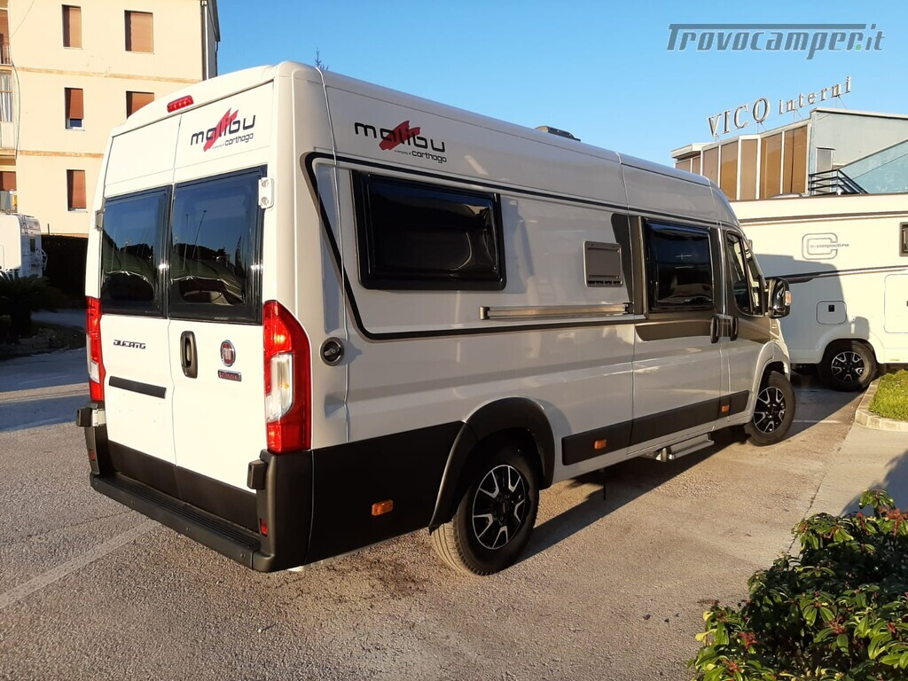 Nuovo | Malibu Van 640 Comfort nuovo  in vendita a Macerata - Immagine 4