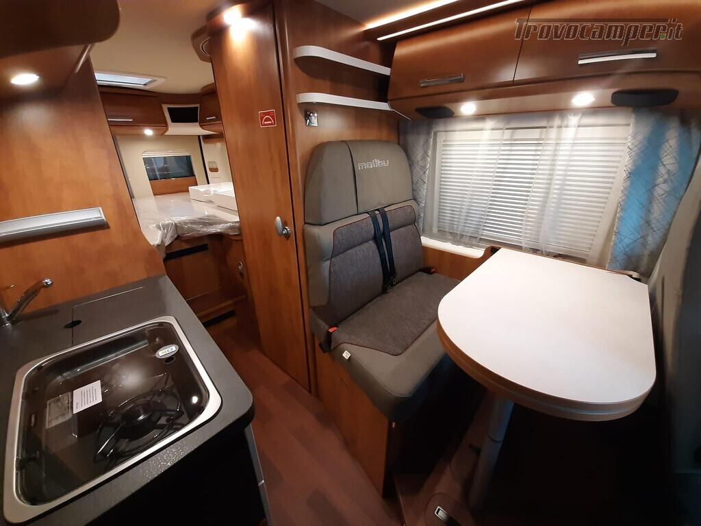 Nuovo | Malibu Van 640 Comfort nuovo  in vendita a Macerata - Immagine 11