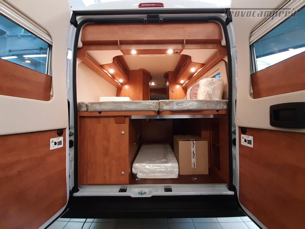 Nuovo | Malibu Van 640 Comfort nuovo  in vendita a Macerata - Immagine 17