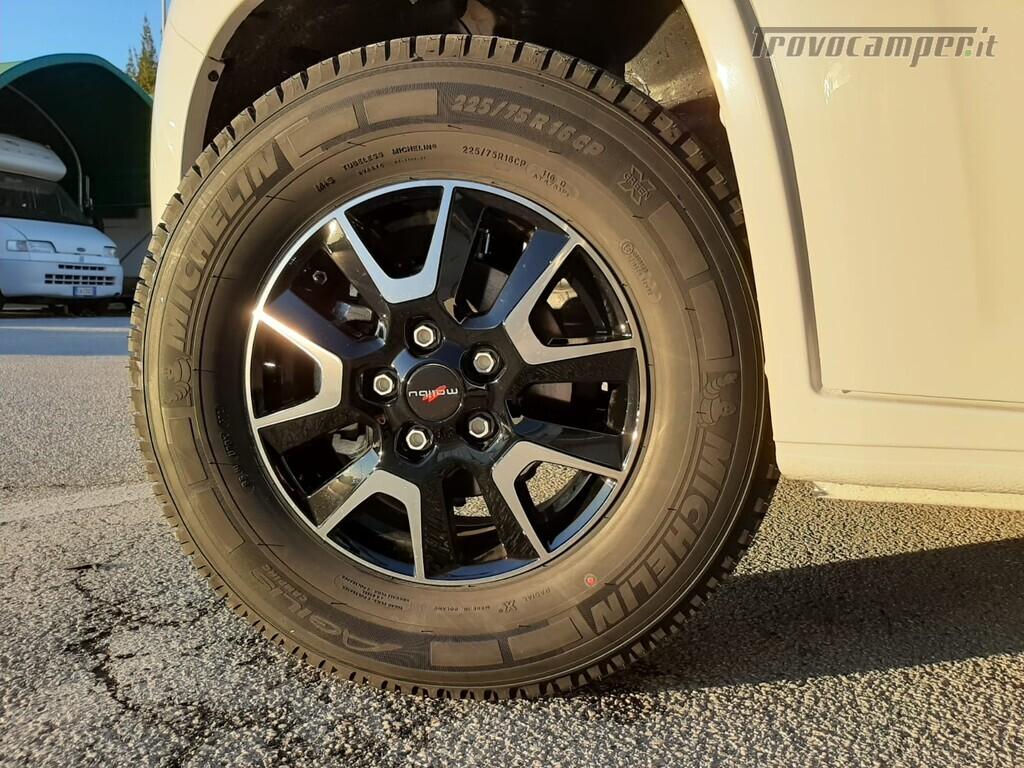 Nuovo | Malibu Van 640 Comfort nuovo  in vendita a Macerata - Immagine 19